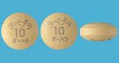 ラベプラゾールNa塩錠10mg「オーハラ」