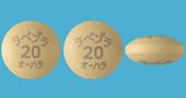 ラベプラゾールNa塩錠20mg「オーハラ」
