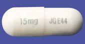 ランソプラゾールカプセル15mg「JG」[ヘリコバクター・ピロリ除菌]