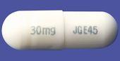 ランソプラゾールカプセル30mg「JG」[ヘリコバクター・ピロリ除菌]