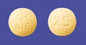 フルボキサミンマレイン酸塩錠25mg「CH」