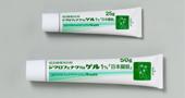 ジクロフェナクNaゲル1%「日本臓器」