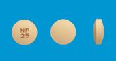 フルボキサミンマレイン酸塩錠25mg「NP」