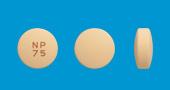 フルボキサミンマレイン酸塩錠75mg「NP」