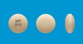 ラベプラゾールナトリウム錠10mg「NP」