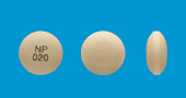 ラベプラゾールナトリウム錠20mg「NP」