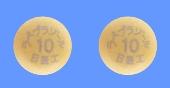 ラベプラゾールナトリウム錠10mg「日医工」