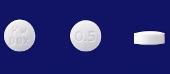 ドキサゾシン錠0.5mg「アメル」