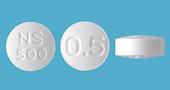 ドキサゾシン錠0.5mg「NS」
