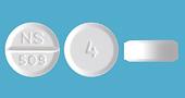 ドキサゾシン錠4mg「NS」