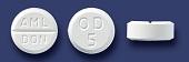 ドネペジル塩酸塩OD錠5mg「アメル」