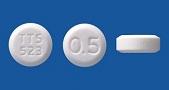 リスペリドンOD錠0.5mg「タカタ」