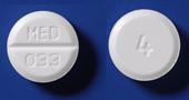 ドキサゾシン錠4mg「MED」