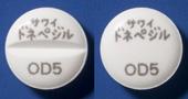 ドネペジル塩酸塩OD錠5mg「サワイ」