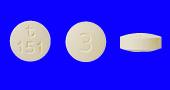 ドネペジル塩酸塩錠3mg「テバ」