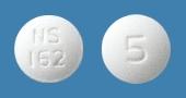 ドネペジル塩酸塩錠5mg「日新」