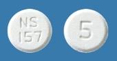 ドネペジル塩酸塩OD錠5mg「日新」
