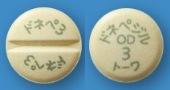 ドネペジル塩酸塩OD錠3mg「トーワ」