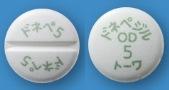 ドネペジル塩酸塩OD錠5mg「トーワ」