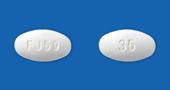 アレンドロン酸錠35mg「F」