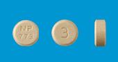 ドネペジル塩酸塩OD錠3mg「NP」