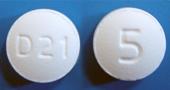 ドネペジル塩酸塩錠5mg「TSU」