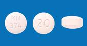パロキセチン錠20mg「KN」