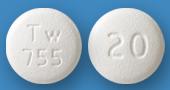 パロキセチン錠20mg「トーワ」