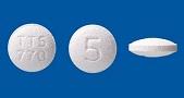 パロキセチン錠5mg「タカタ」