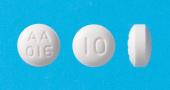パロキセチン錠10mg「AA」