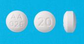 パロキセチン錠20mg「AA」