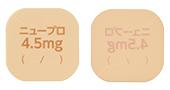 ニュープロ パッチ4.5mg