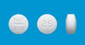 ロサルタンカリウム錠25mg「NP」