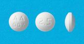 モサプリドクエン酸塩錠2.5mg「AA」