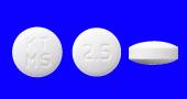 モサプリドクエン酸塩錠2.5mg「テバ」