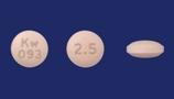 オロパタジン塩酸塩錠2.5mg「アメル」