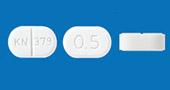グリメピリドOD錠0.5mg「KN」