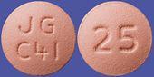 クエチアピン錠25mg「JG」