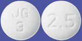 リセドロン酸Na錠2.5mg「JG」