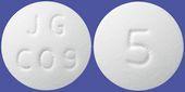 パロキセチン錠5mg「JG」