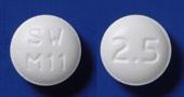 モサプリドクエン酸塩錠2.5mg「サワイ」