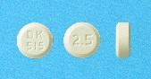 オロパタジン塩酸塩OD錠2.5mg「AA」