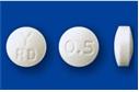 リスペリドンOD錠0.5mg「ヨシトミ」