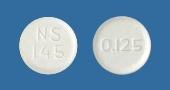 プラミペキソール塩酸塩錠0.125mg「日新」