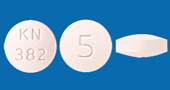 パロキセチン錠5mg「KN」
