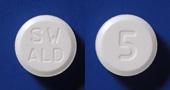 アレンドロン酸錠5mg「サワイ」