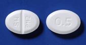 プラミペキソール塩酸塩錠0.5mg「サワイ」[レストレスレッグス症候群治療剤]
