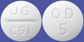 タルチレリンOD錠5mg「JG」