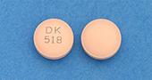 フェキソフェナジン塩酸塩錠60mg「ダイト」