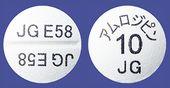 アムロジピン錠10mg「JG」